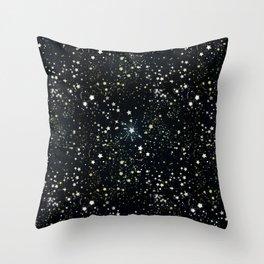 stars night Throw Pillow