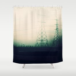 We Stand Alone Shower Curtain