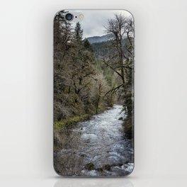 Hackleman Creek No. 2 iPhone Skin