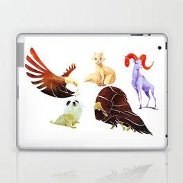Arctic animals Laptop & iPad Skin