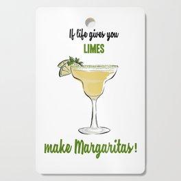Margaritas Cutting Board