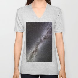 Milky Way Unisex V-Neck