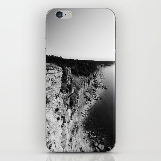 Where sea meets land iPhone & iPod Skin