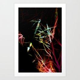 Unseen Art Print
