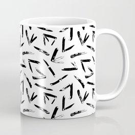 Pocket Knives Coffee Mug