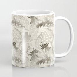 Leaves and feathers Coffee Mug