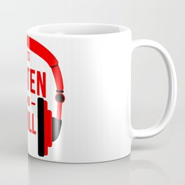Lets listen and chill Coffee Mug
