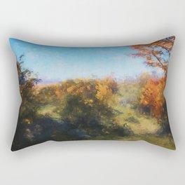 Glimpse of Autumn Rectangular Pillow