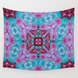 Feathered Stardust Wall Tapestry