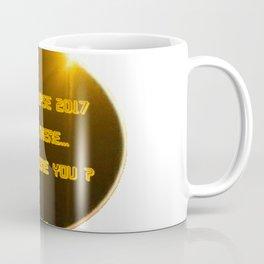 Solar Eclipse 2017:  Where Were You? Coffee Mug
