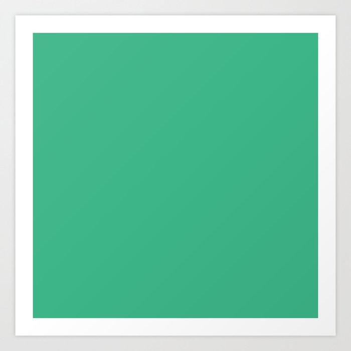 (Mint) Art Print