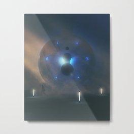 Day 0403 /// Factoryl Metal Print
