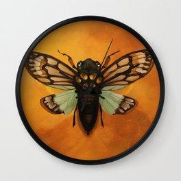 Summer Songster Wall Clock