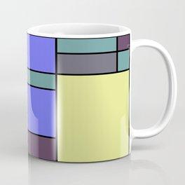 Mondrian #55 Coffee Mug