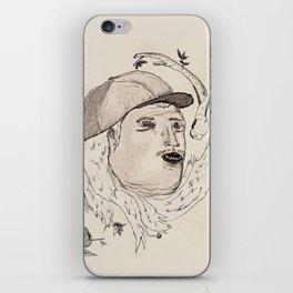 Cabello Blanco iPhone Skin