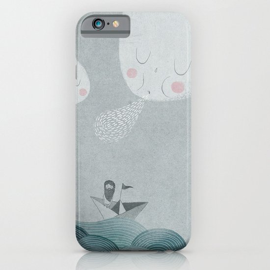Blowing by the Wind iPhone & iPod Case