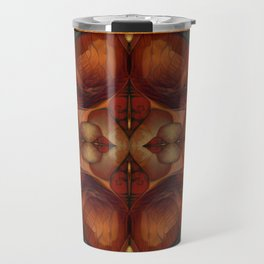 Chimera Gold & Blood Travel Mug