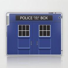 Tardis - Doctor Who Laptop & iPad Skin
