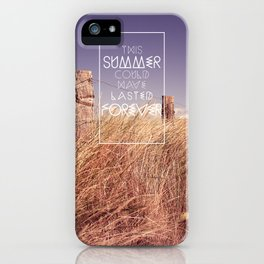 this summer iPhone Case