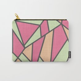 Geometric Colour Pattern V5 Carry-All Pouch
