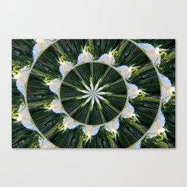 Bouquet for you :) Canvas Print