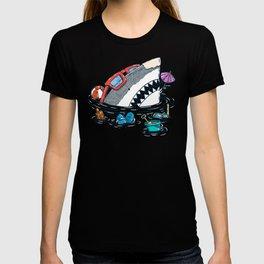 Beach Party Shark T-shirt