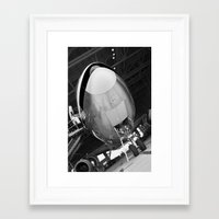 planes Framed Art Prints featuring Planes by Janelle Jex