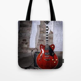 Guitar Hero Tote Bag