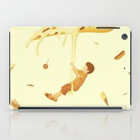 food iPad Cases featuring Food by Alendro