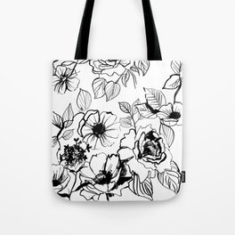 florid Tote Bag