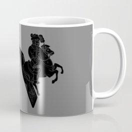 LAST CARD IN THE DECK BLACK Coffee Mug