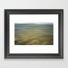 Ocean Reef Park 2012 Framed Art Print