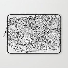 Creative flowers Laptop Sleeve