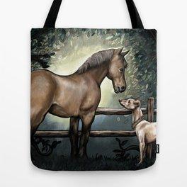 Merlin's Majesty Tote Bag
