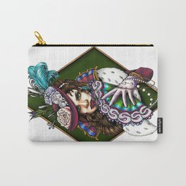 Lady of Arrows Carry-All Pouch