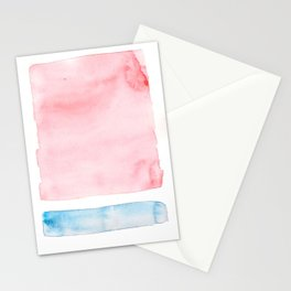 141012 Abstract 9 Stationery Cards