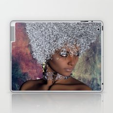 face and hair Laptop & iPad Skin