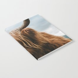 Scottish Highland Cattle - Animal Photography Notebook