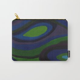 River of Emotions Canvas Two Carry-All Pouch