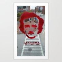 Baltimore, Fall 2012 Art Print