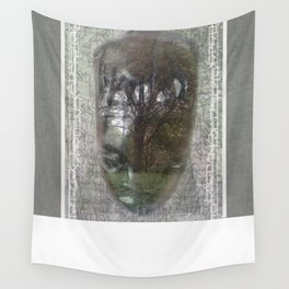 Earth, Mind & Soul Wall Tapestry