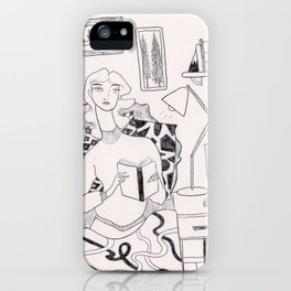 Favorite Place iPhone Case