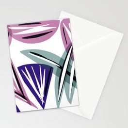 Wedges Block Party Stationery Cards