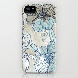 Vintage Botanical iPhone Case
