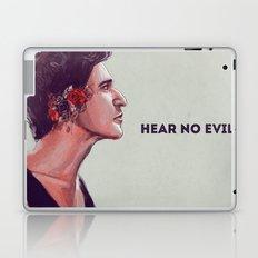 Hear no evil Laptop & iPad Skin