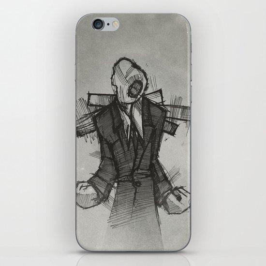 Wraith II. iPhone & iPod Skin