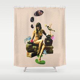 Hypermnestra Shower Curtain