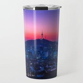 Twilight Seoul Travel Mug