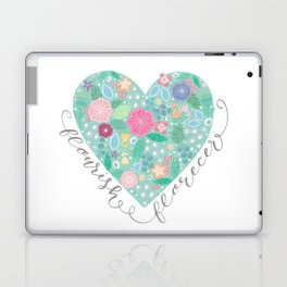 Flourish - Florecer Laptop & iPad Skin