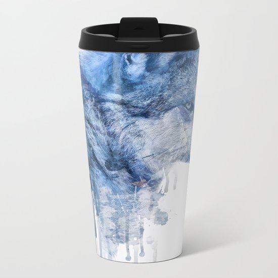 Loup Metal Travel Mug
